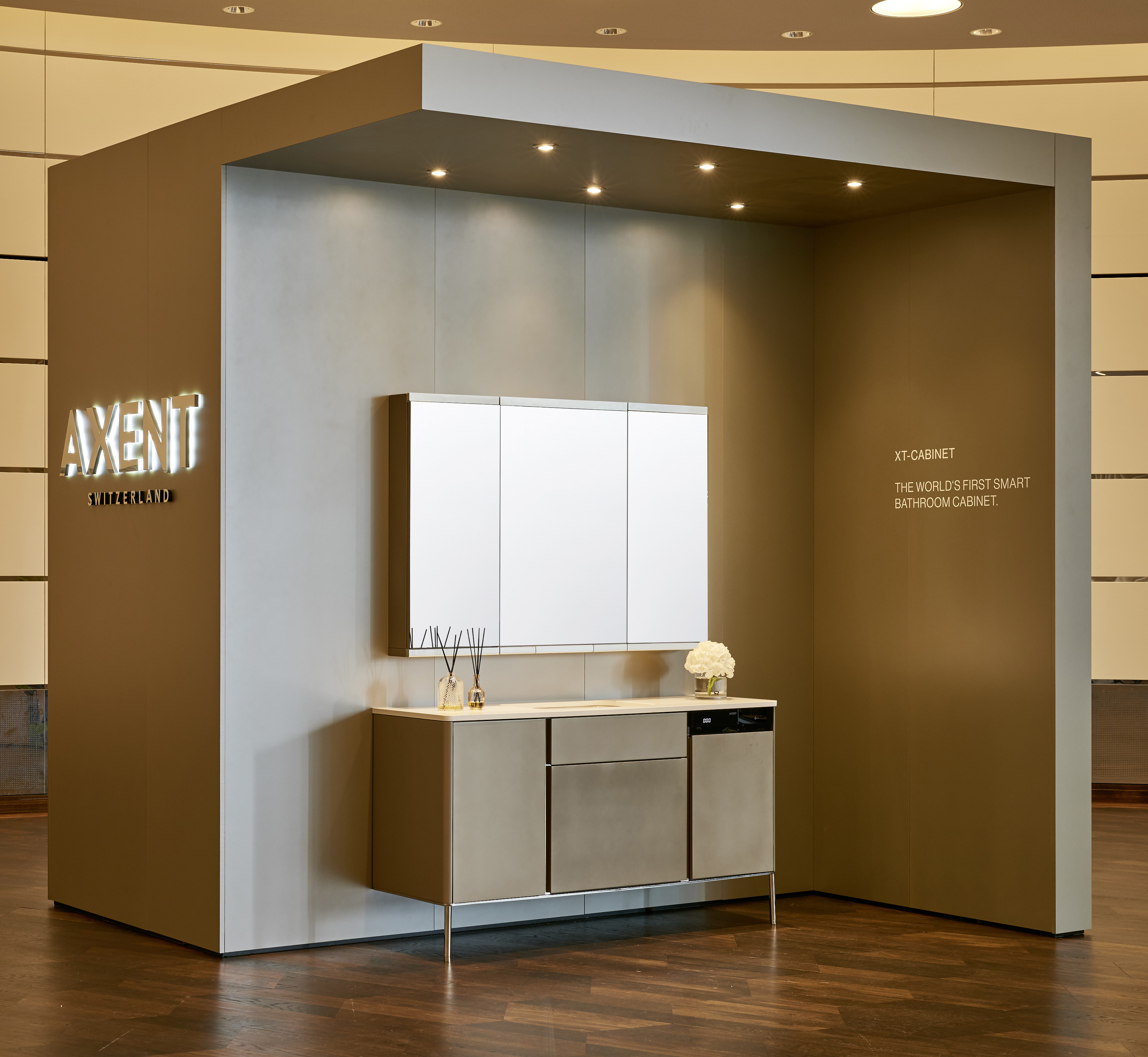 Celebrating 10 Years future bathroom with AXENT Switzerland | AXENT