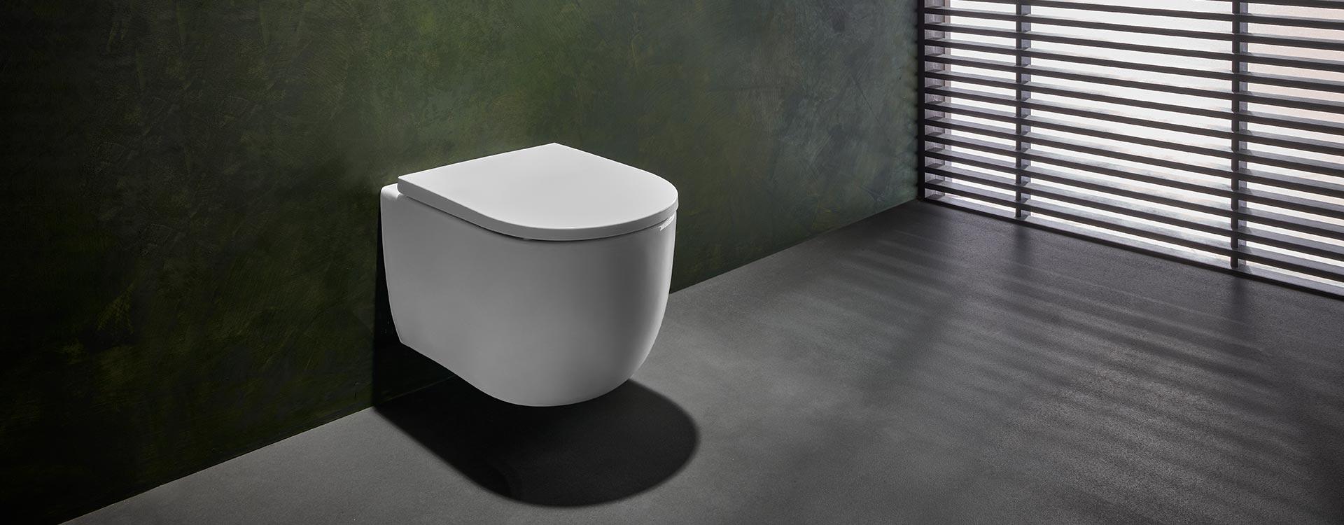 AXENT.ONE C toilet rimfree