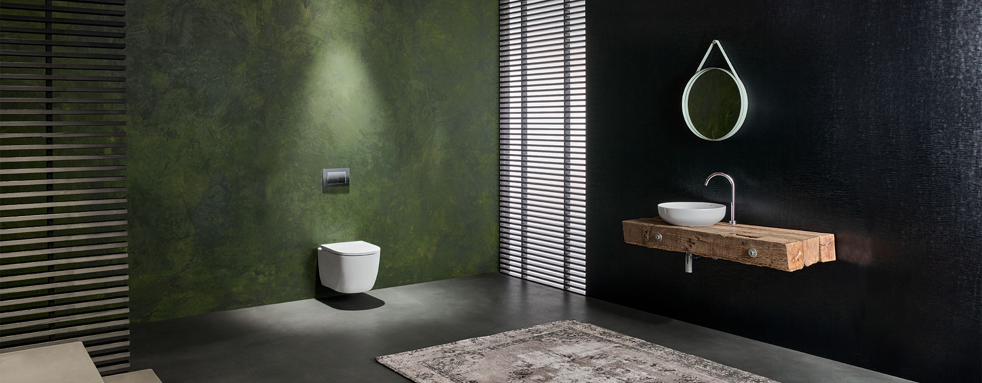 AXENT.ONE C toilet rimfree | Features