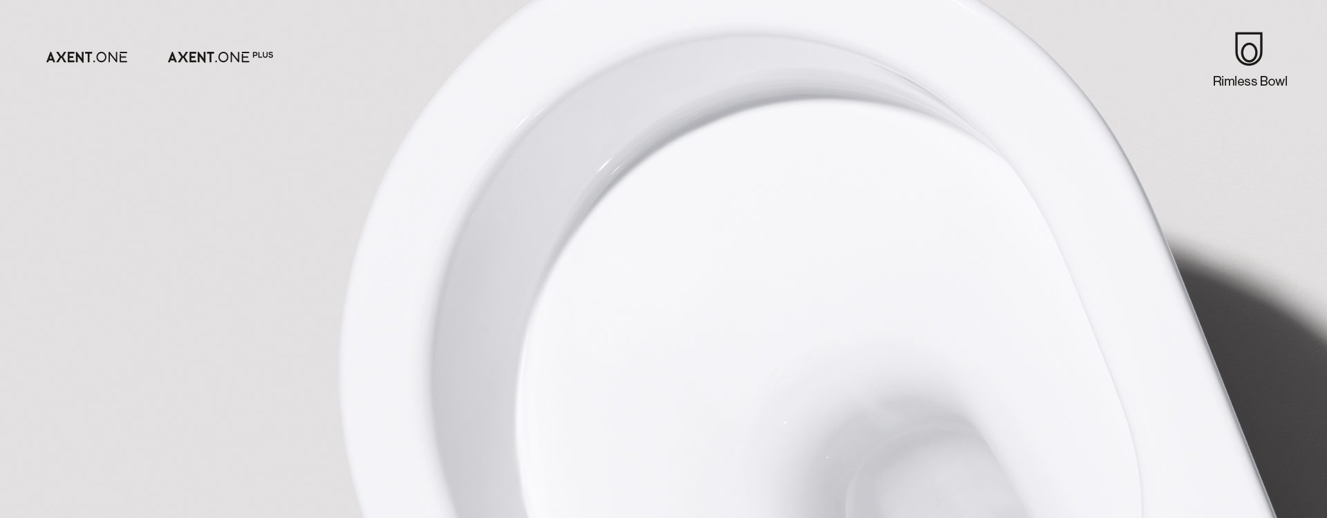 AXENT.ONE Shower toilet | Features